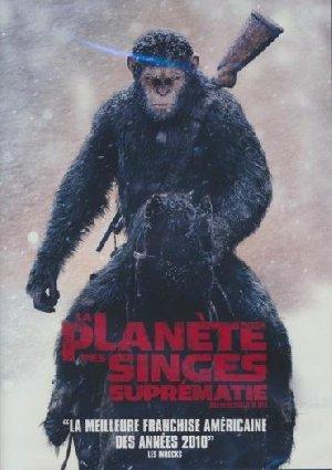 Planète des singes (La) = War for the planet of the apes : suprématie   Reeves, Matt. Monteur