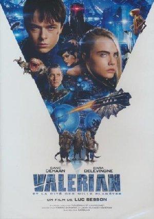 Valérian et la Cité des Mille Planètes = Valerian and the City of a Thousand Planets   Besson, Luc (1959-....). Monteur