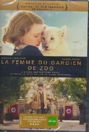 Femme du gardien de zoo (La) = Zookeeper's wife (The) | Caro, Niki. Monteur
