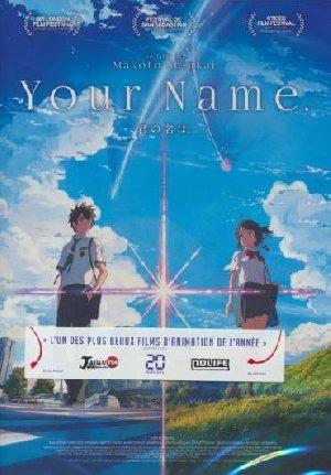 Your name = Kimi no na wa | Shinkai, Makoto. Monteur