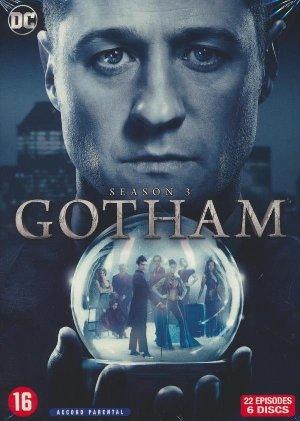 Gotham : saison 3 | Heller, Bruno. Instigateur