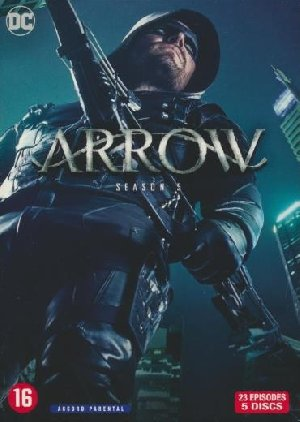 Arrow : saison 5-1   Kreisberg, Andrew. Instigateur