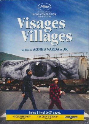 Visages villages / Agnès Varda et JR, Réal. | Varda, Agnès (1928-....). Monteur