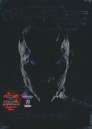 Game of Thrones = Game of Thrones : Trône de fer (Le) : saison 7 | Weiss, D.B.. Instigateur