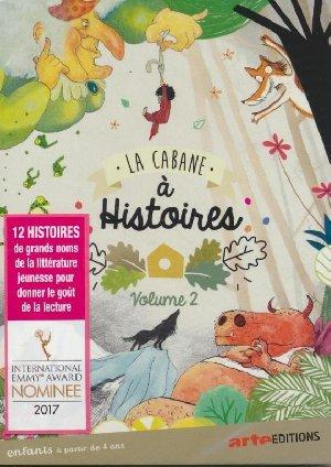 Cabane à histoires (La) : volume 2 | Rivière, Célia. Monteur