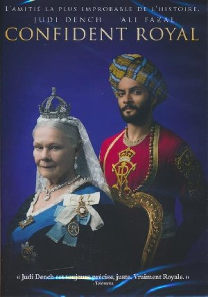 Confident royal = Victoria and Abdul | Frears, Stephen. Monteur