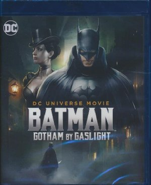 Batman : Gotham by gaslight | Liu, Sam. Monteur