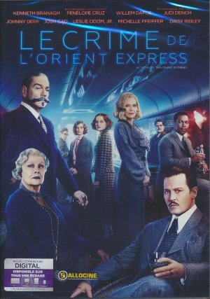 Crime de l'Orient Express (Le) = Murder on the Orient Express | Branagh, Kenneth. Monteur
