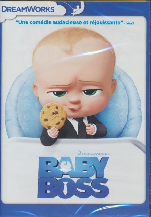 Baby Boss = Boss baby (The) | McGrath, Tom. Monteur