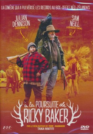 A la poursuite de Ricky Baker = Hunt for the Wilderpeople | Waititi, Taika. Monteur
