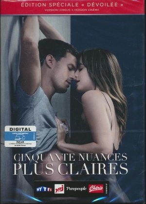 Cinquante nuances plus claires = Fifty shades freed | Foley, James. Monteur