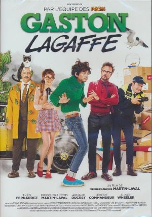 Gaston Lagaffe | Martin-Laval, Pierre-François. Monteur