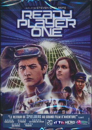 Ready player one | Spielberg, Steven (1946-....). Monteur