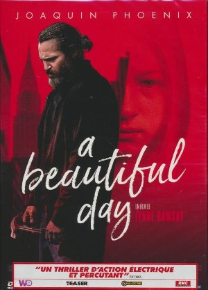 A beautiful day = You were never really here | Ramsay, Lynne. Monteur