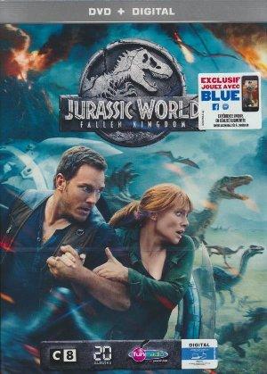 Jurassic World : fallen Kingdom | Bayona, Juan Antonio. Monteur