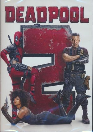 Deadpool 2 | Leitch, David. Monteur