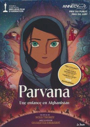 Parvana, une enfance en Afghanistan | Twomey, Nora. Monteur