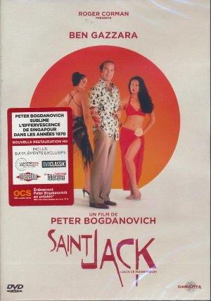 Jack le magnifique = Saint Jack | Bogdanovich, Peter. Monteur