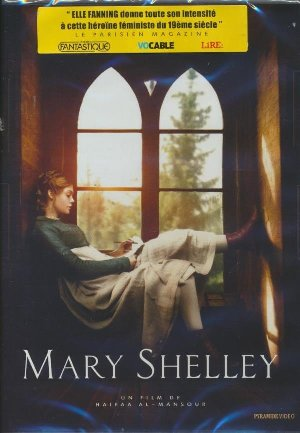 Mary Shelley | Al-Mansour, Haifaa. Monteur