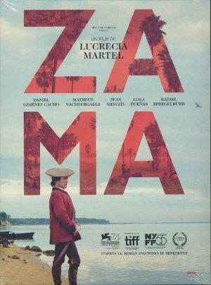 Zama | Martel, Lucrecia. Monteur