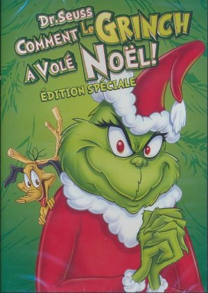 Comment le Grinch a volé Noël ! = How the Grinch stole Christmas ! | Jones, Chuck. Monteur