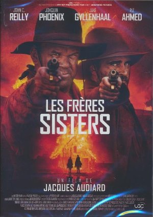 Frères Sisters (Les) = Sisters brothers (The) | Audiard, Jacques. Monteur