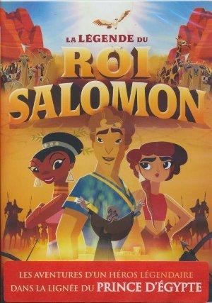 Légende du roi Salomon (La) = Legend of king Solomon (The)   Kaminski, Albert Hanan. Monteur