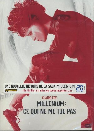 Millenium = Girl in the spider's web : a new dragon tattoo story (The) : ce qui ne me tue pas | Alvarez, Fede. Monteur