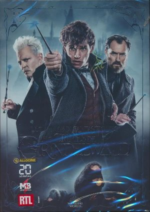 crimes de Grindelwald (Les) = Fantastic beasts : the crimes of Grindelwald | Yates, David. Monteur