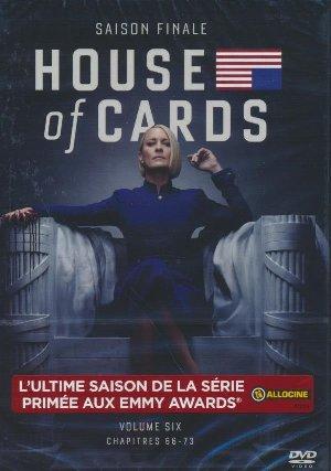 House of cards : saison 6   Willimon, Beau. Instigateur