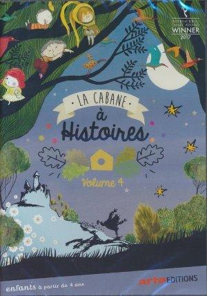 Cabane à histoires (La) : volume 4 | Rivière, Célia. Monteur