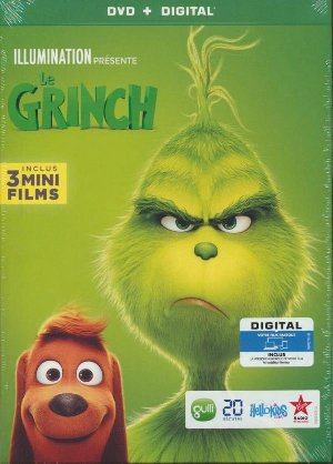 Grinch (Le) = Grinch (The) | Mosier, Scott (1971-....). Monteur