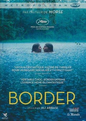 Border = Gräns | Abbasi, Ali. Monteur