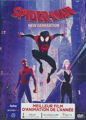 Spider-man = Spider-Man : into the Spider-Verse : new generation | Persichetti, Bob. Monteur