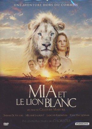 Mia et le lion blanc | Maistre, Gilles de. Monteur
