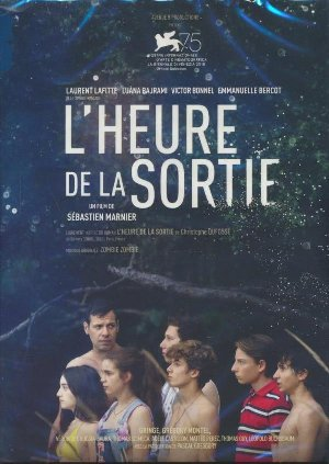 Heure de la sortie (L') | Marnier, Sébastien. Monteur