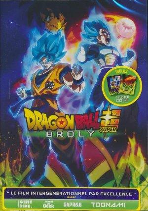 Dragon Ball super = Doragon boru supa : Burori : Broly   Nagamine, Tatsuya. Monteur