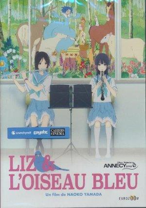 Liz et l'Oiseau Bleu = Rizu to aoi tori | Yamada, Naoko. Monteur