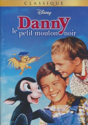 Danny le petit mouton noir = So dear to my heart | Luske, Hamilton. Monteur