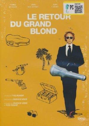 Retour du grand blond (Le) | Robert, Yves. Monteur