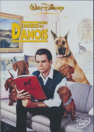 4 bassets pour un danois = Ugly dachshund (The) | Tokar, Norman. Monteur