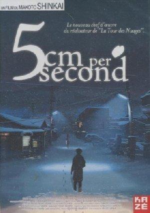 5 cm per second   Shinkai, Makoto. Monteur