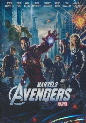 Avengers = Avengers (The)   Whedon, Joss. Monteur