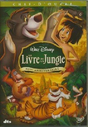 Le Livre de la jungle = Jungle book (The) / Wolfgang Reitherman, Réal. | Reitherman, Wolfgang. Monteur