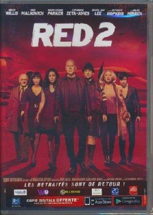 RED 2 | Parisot, Dean. Monteur
