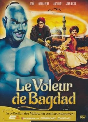 Voleur de Bagdad (Le) | Powell, Michael. Monteur