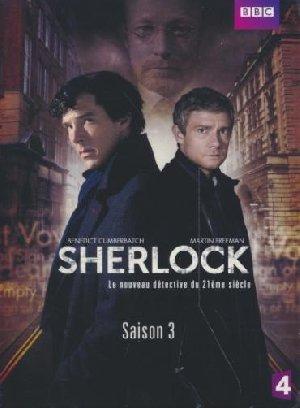 Sherlock : saison 3 | Gatiss, Mark. Instigateur