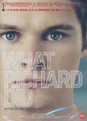 What Richard did | Abrahamson, Lenny. Monteur