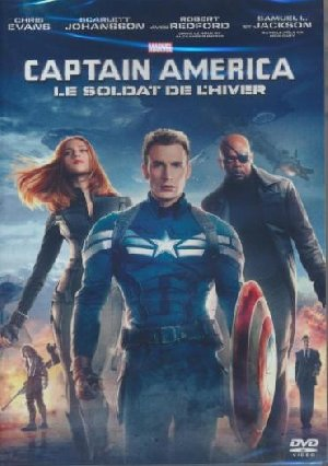 Captain America - Le soldat de l'hiver = Captain America : the winter soldier | Russo, Joe. Monteur