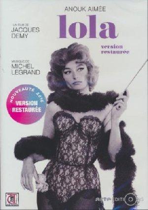 Lola / Jacques Demy, réalisateur, scénariste   Demy, Jacques (1931-1990). Metteur en scène ou réalisateur. Scénariste